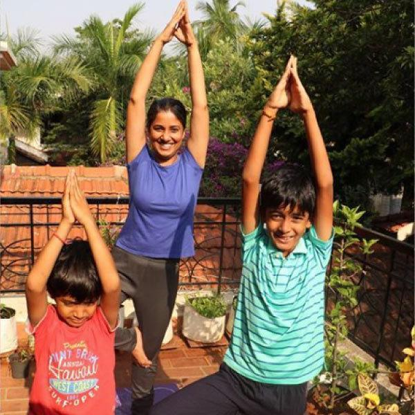 How to teach kids to stay fit for life! Kids' fitness.