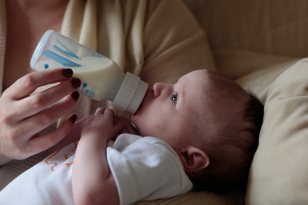 Sippy cup time: how to help your kid ditch the bottle