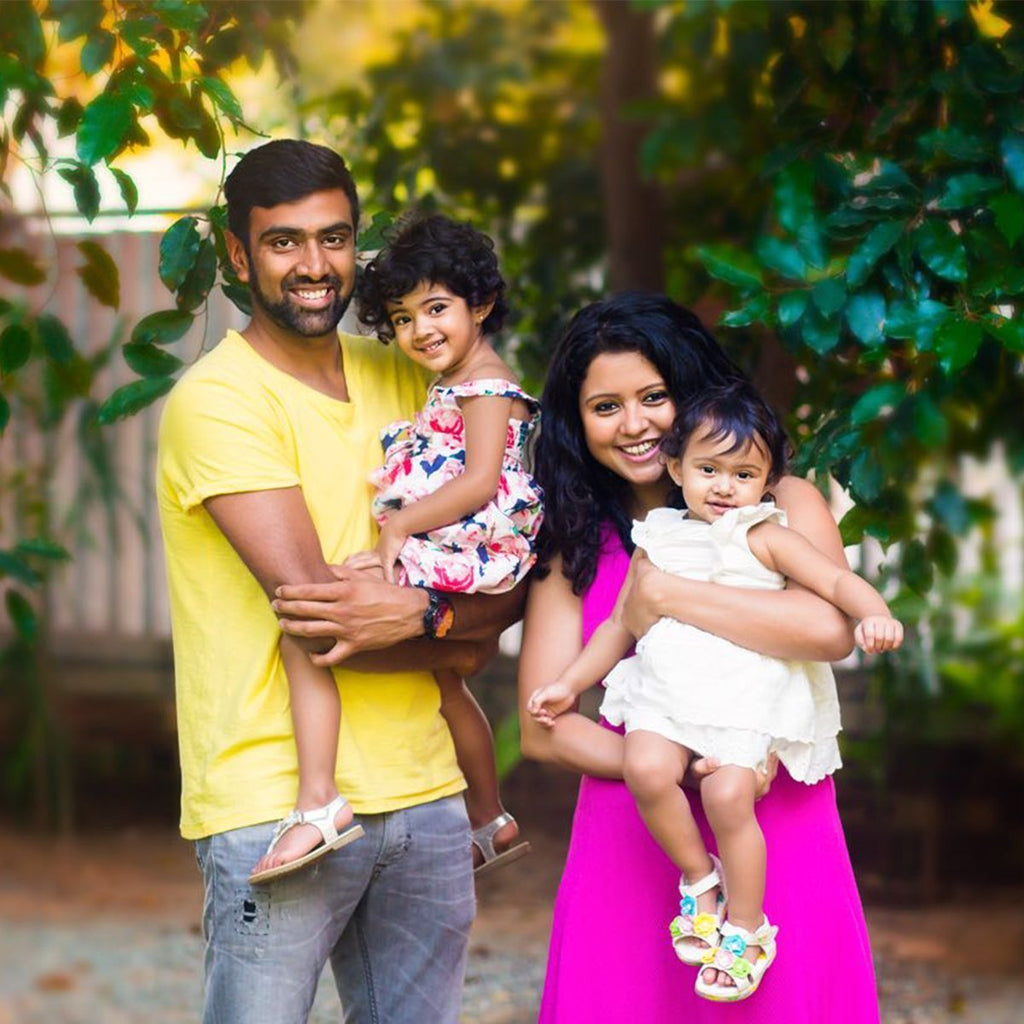 A mother speaks! Prithi Ashwin on what motherhood means to her...