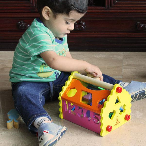 What the toys in your little one's lives are helping them learn! Teachers' Day Special