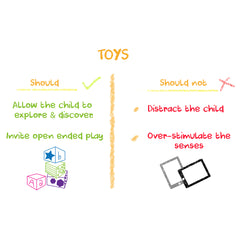 art of buying toys