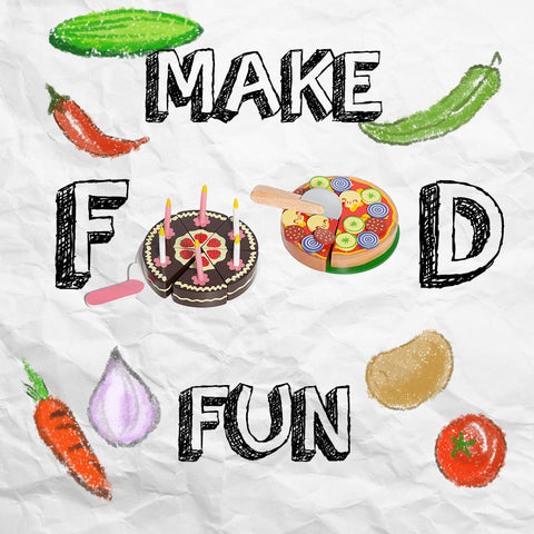 Make food fun for your kids