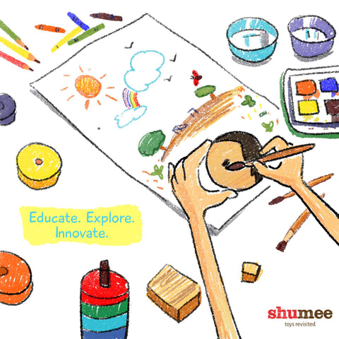 Learning Painting For Children