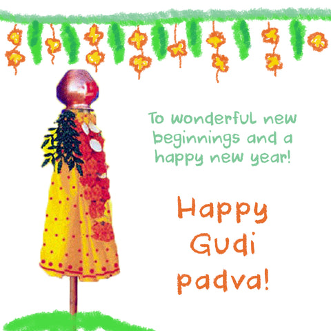 Celebrate Gudi padva with your kids - Shumee