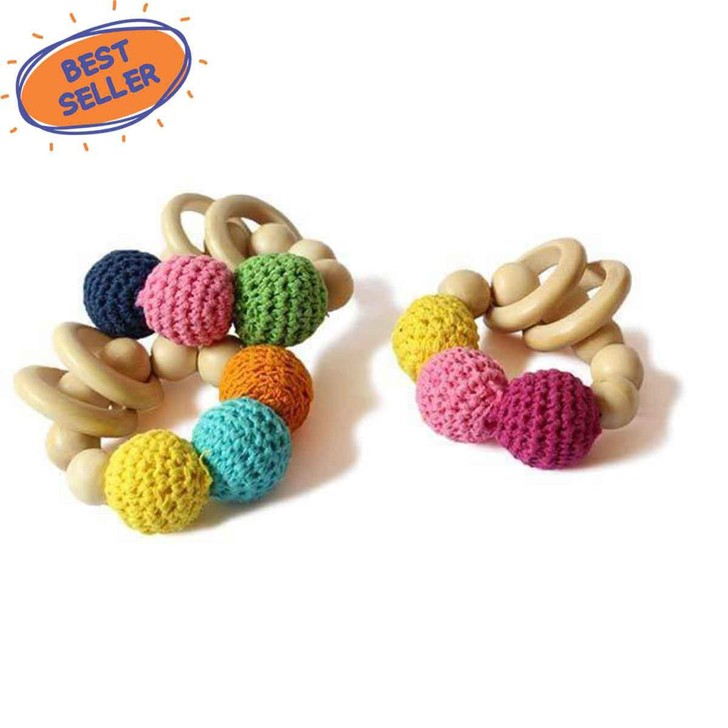 Rattle Rings | Free Shipping - Shumee