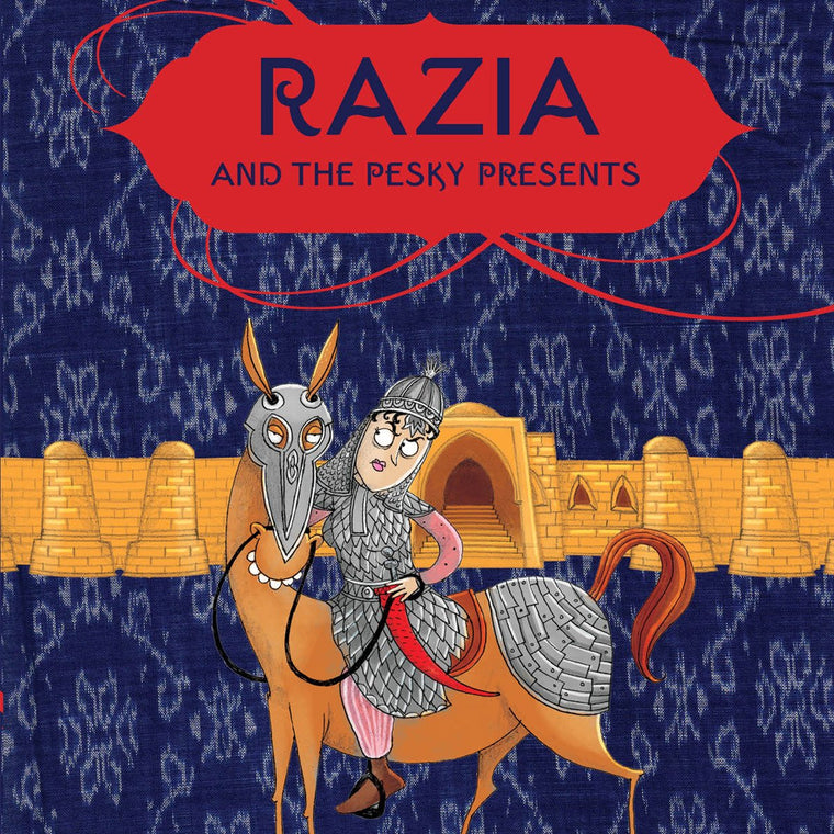 Buy Natasha Sharma's Razia and the Pesky Presents children's & kids story book online - Shumee