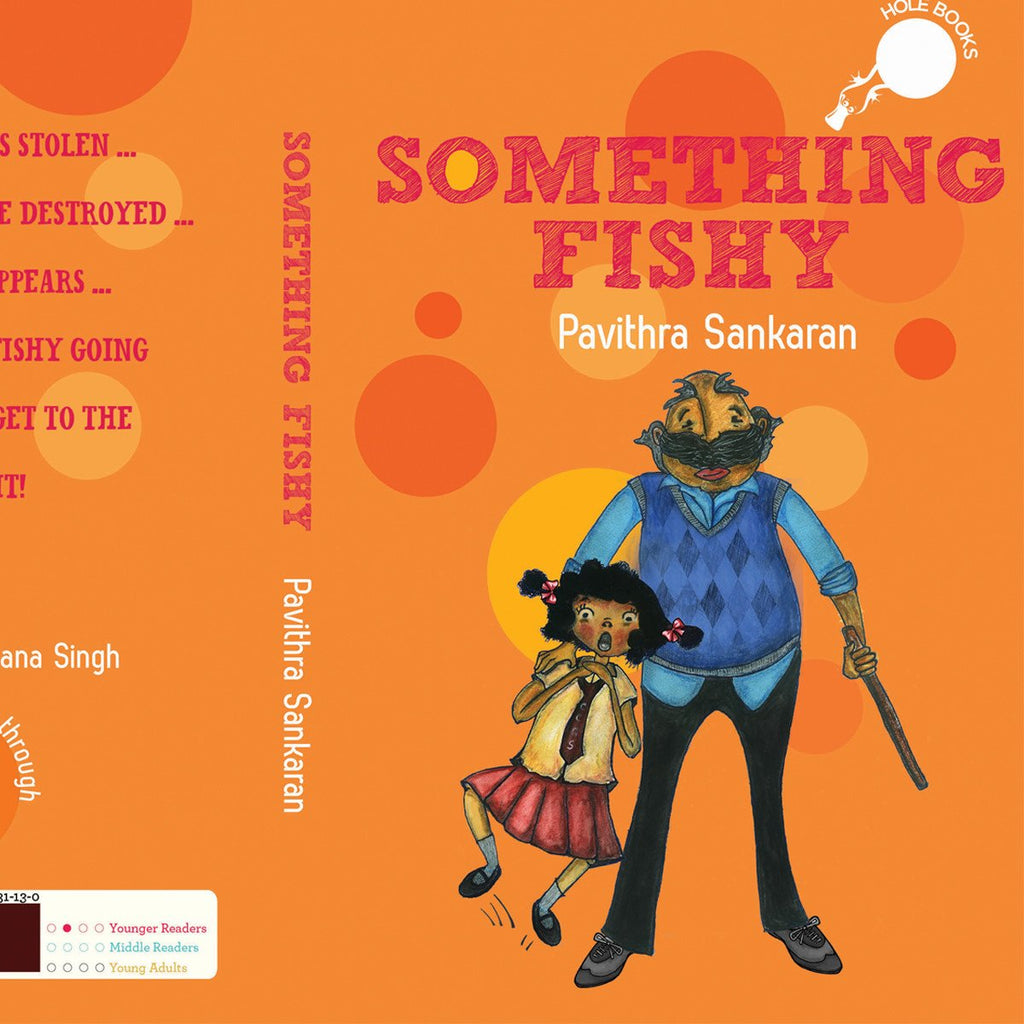 Something Fishy - by Pavithra Sankaran | Free Shipping - Shumee