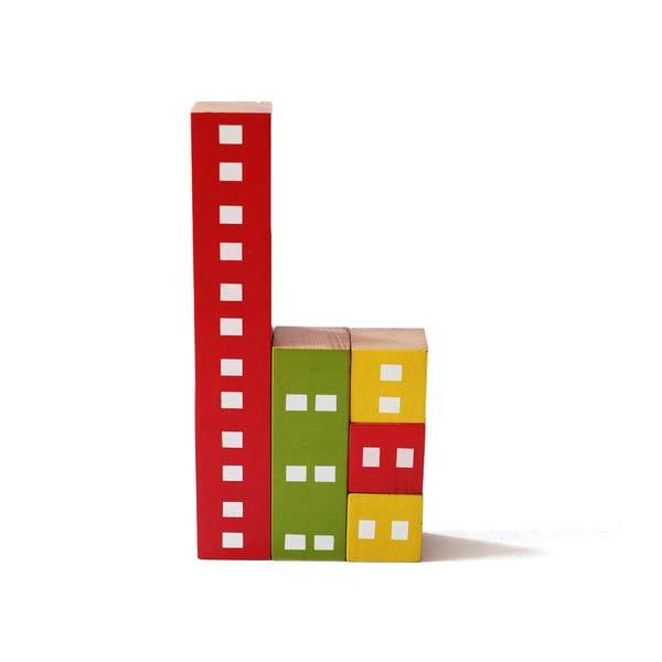 Learn Fractions Building Blocks