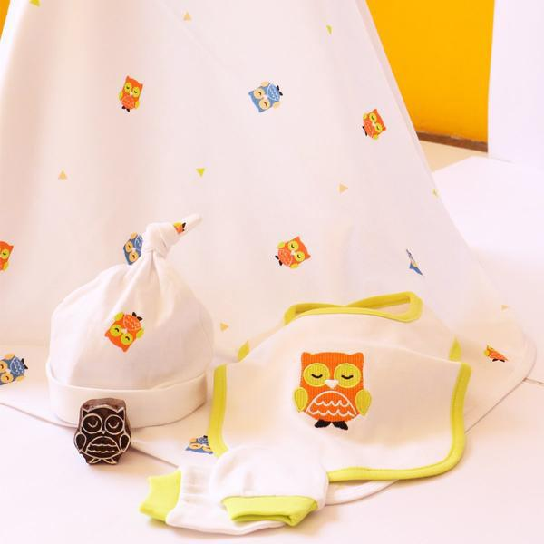 Baby's Little Essentials – Olly the Owl