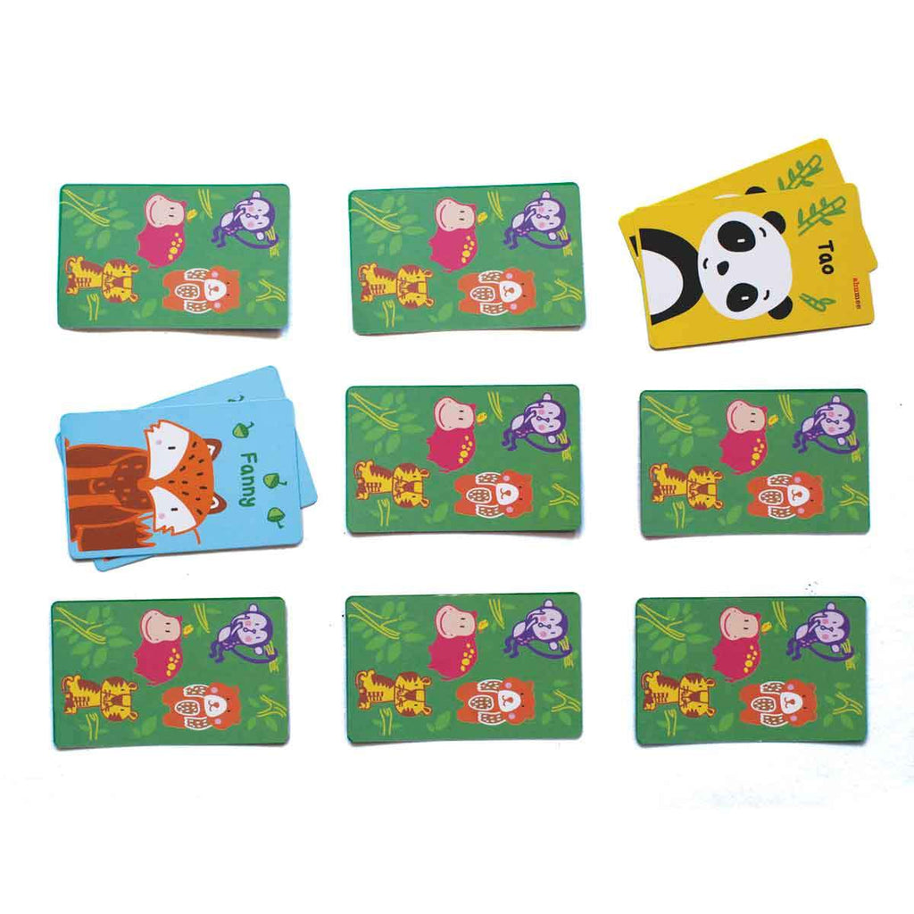Forest Animal Snap Cards