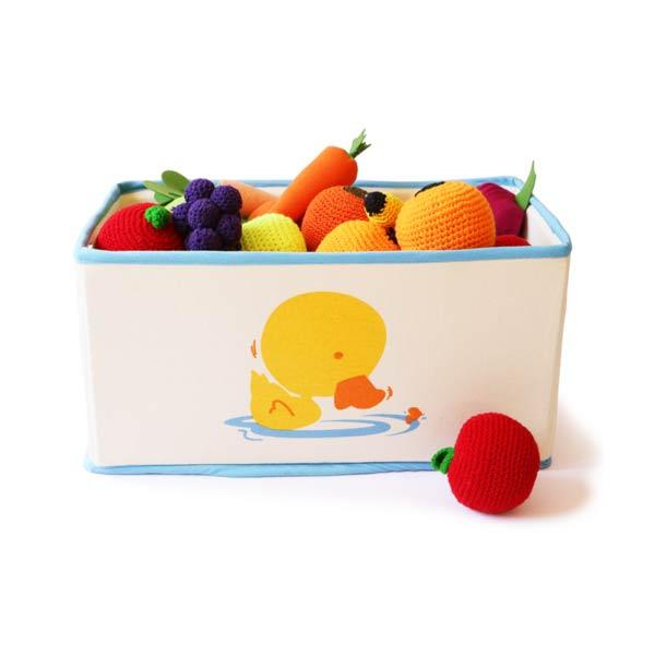 Toy Storage Bin - Duck | Free Shipping - Shumee
