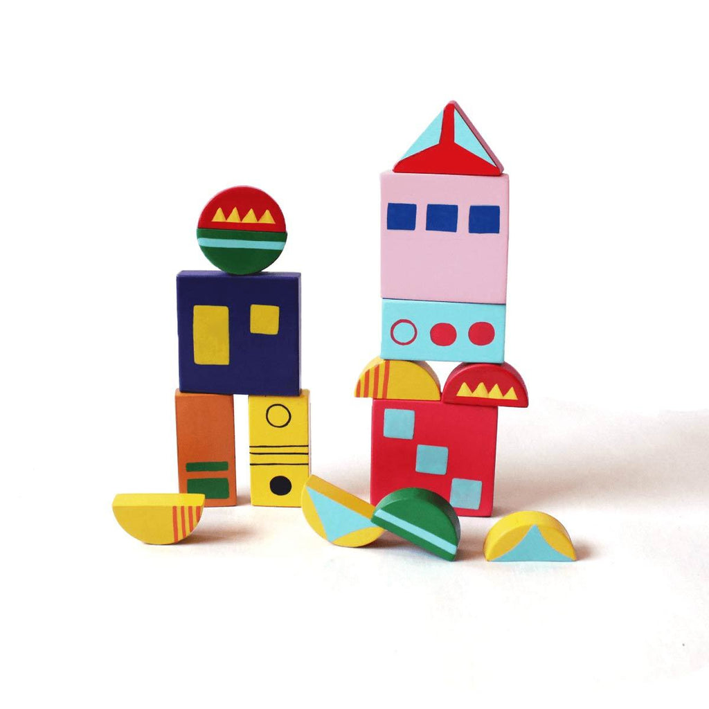 Shape Sorter Puzzle Boards (set of 3)