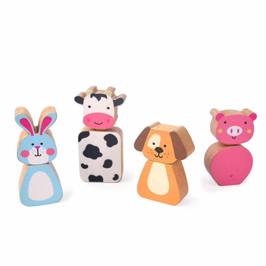 Farm Animal Twistees | Free Shipping - Shumee