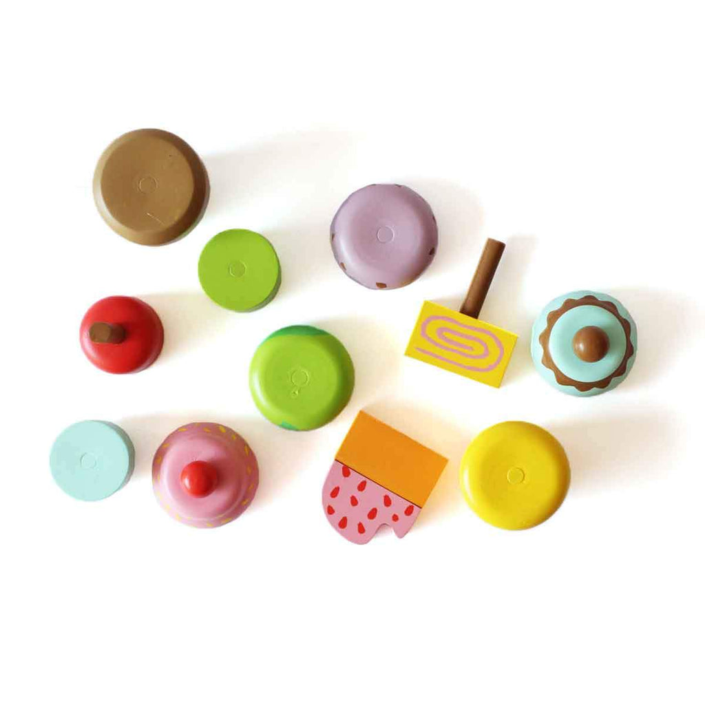 Ice Cream Magnetic Set