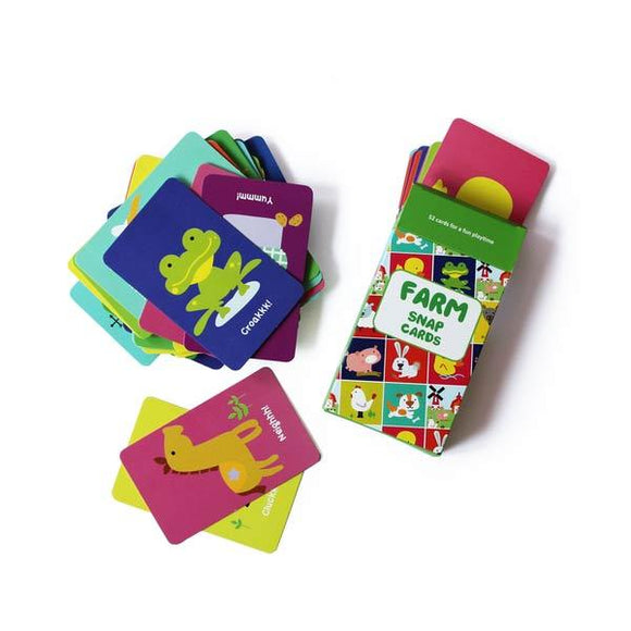 Buy Farm-Glen Snap Cards Online India | Free Shipping - Shumee