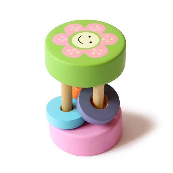 Sunny Rattle for Babies | Free Shipping - Shumee