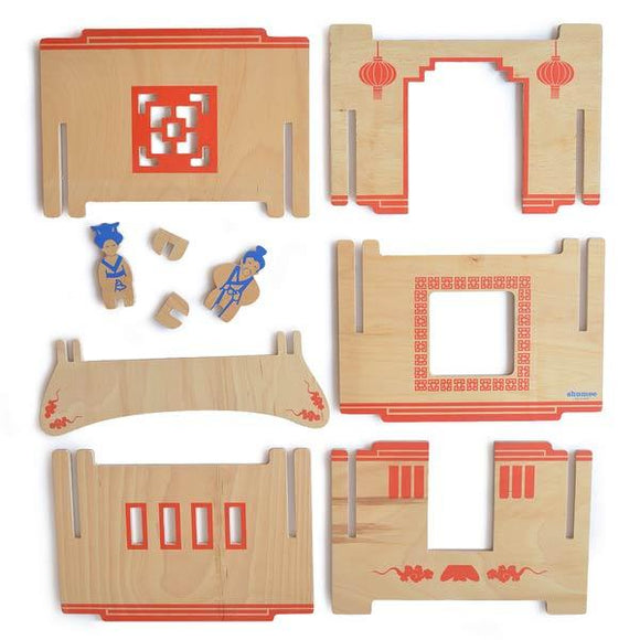 Dollhouse Online Shopping - Mandarin House | Free Shipping - Shumee