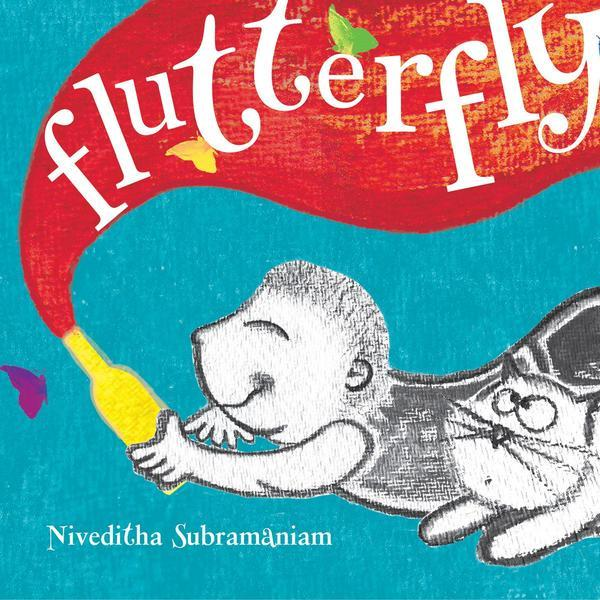 Flutterfly - by Niveditha Subramaniam | Free Shipping - Shumee