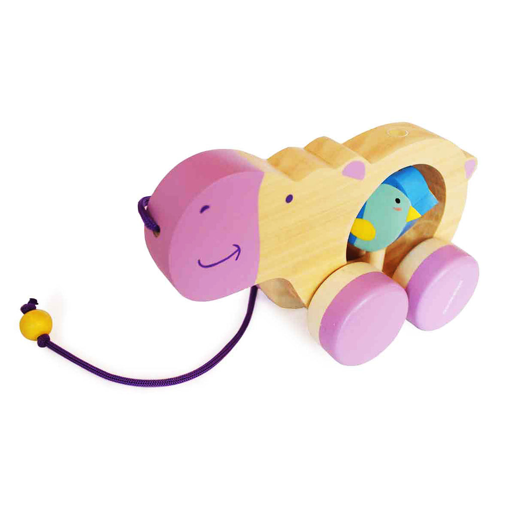 Haley Wooden Pull Along Toy