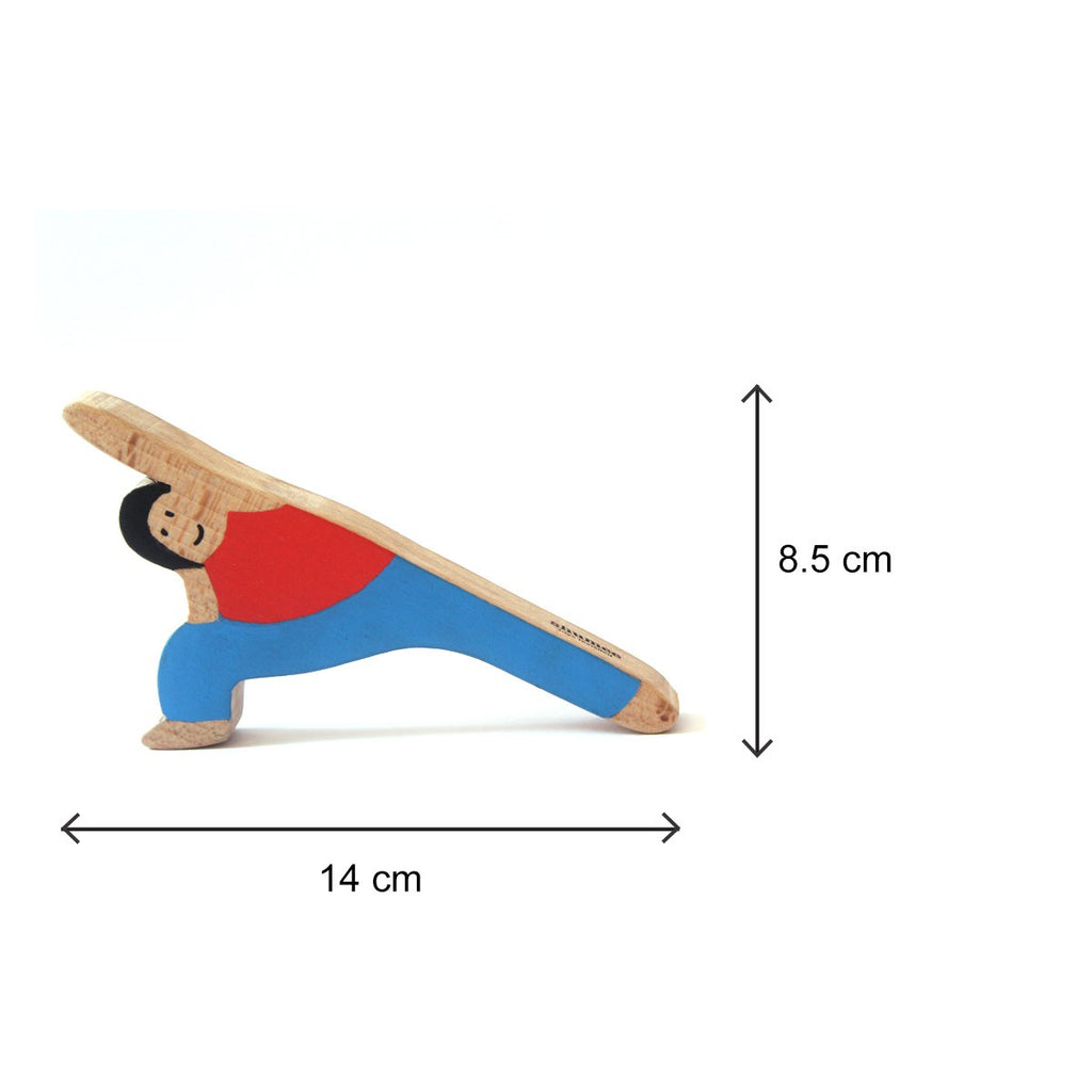 Towering Yogis - a Balacing Game