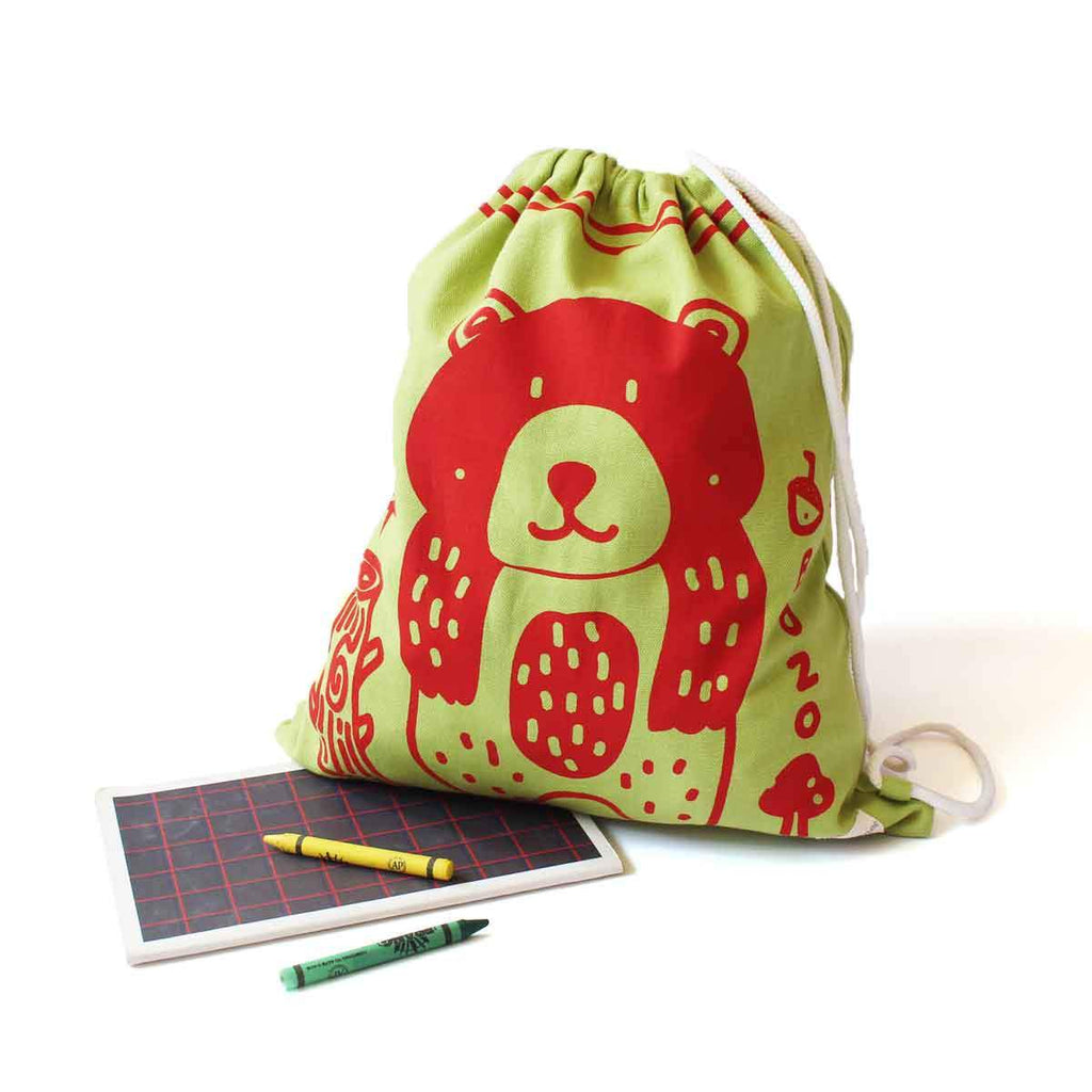Treasure Trove Bag- Bear