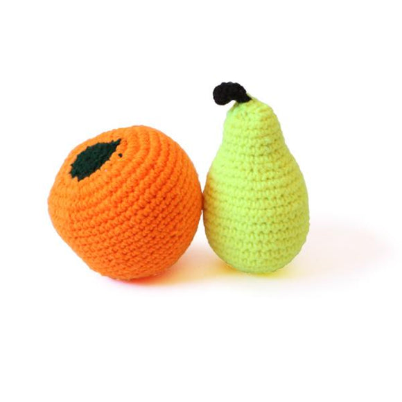 Amigurumi Toys India - Bag-o-Fruits | Free Shipping - Shumee