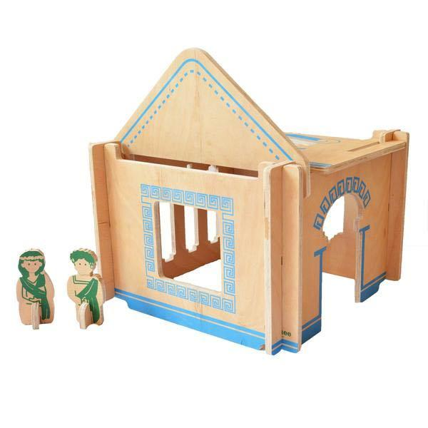 Build-a-house - Greek