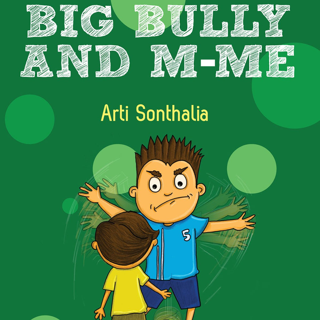 Big Bully and M-me - by Arti Sonthalia | Free Shipping - Shumee