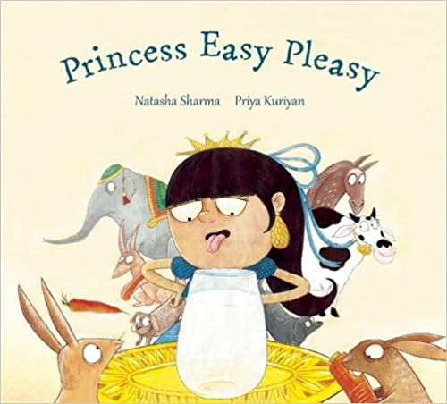 Princess Easy Pleasy - by Natasha Sharma