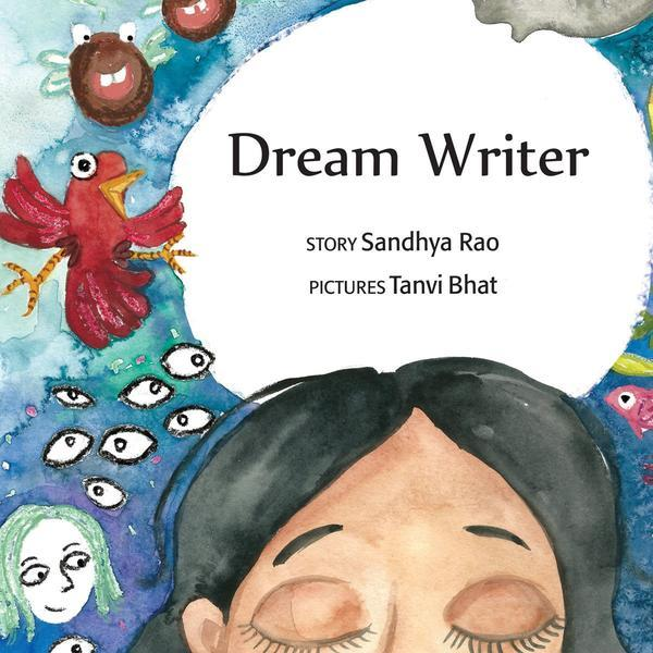 Dream Writer - by Sandhya Rao | Free Shipping - Shumee