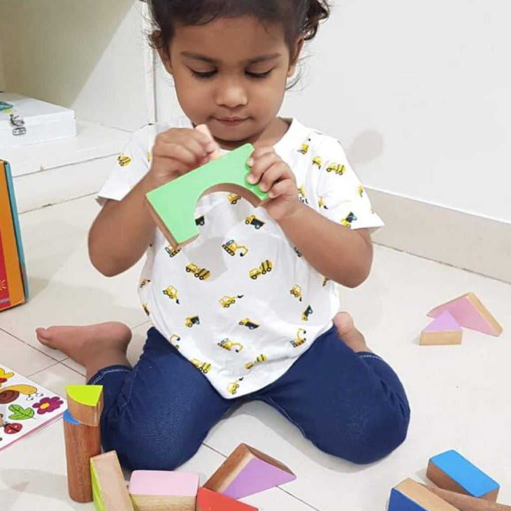 Mello Boxes - Box of Play for Toddlers