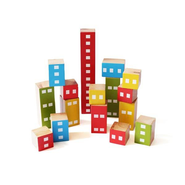 Fraction Building Blocks