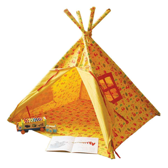 Jungle Safari Teepee Tent