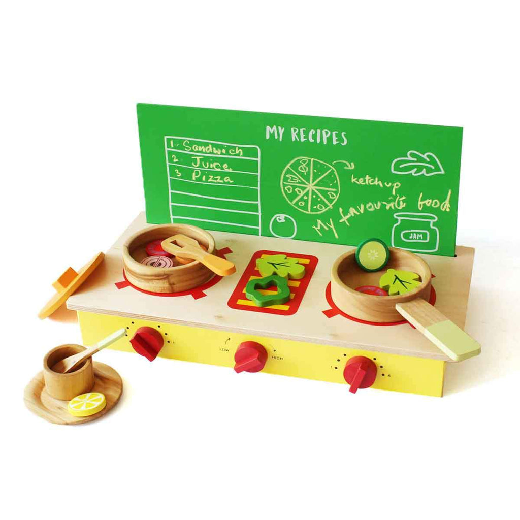 Li'l Chef Complete Cooking Set