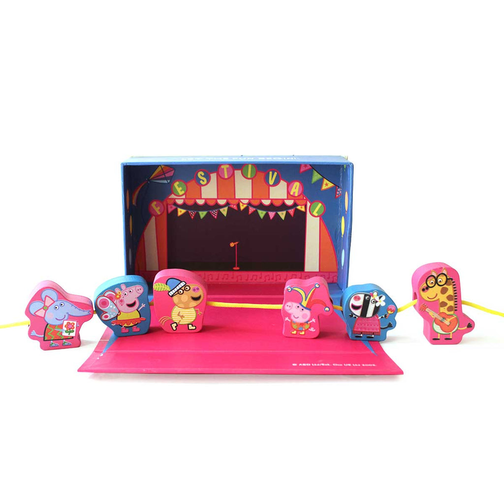 Peppa Carnival Playblocks