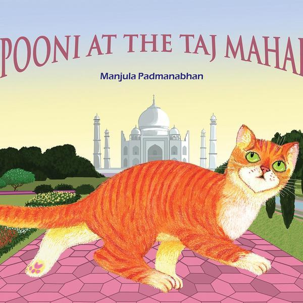 Pooni at the Taj Mahal by Manjula Padmanabhan | Free Shipping - Shumee