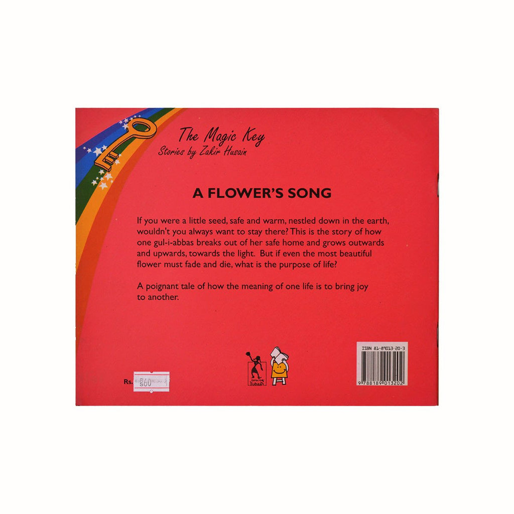 A Flower's Song - by Zakir Husain - Shumee