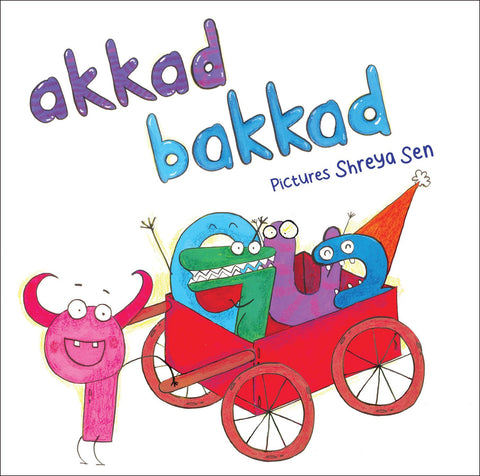 Akkad Bakkad - English Nursery Rhyme For Babies