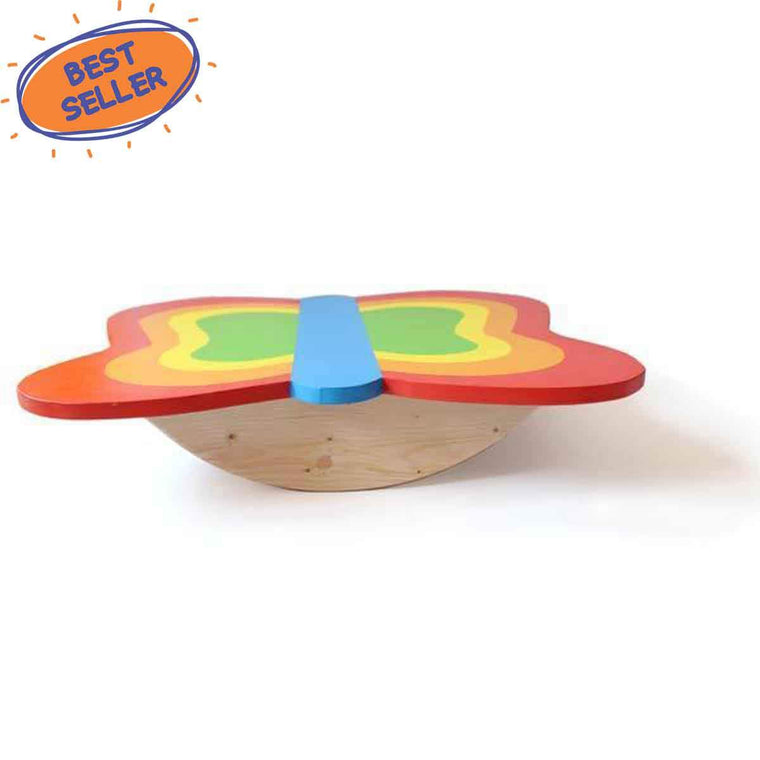 Butterfly Kids Balance Board | Free Shipping - Shumee