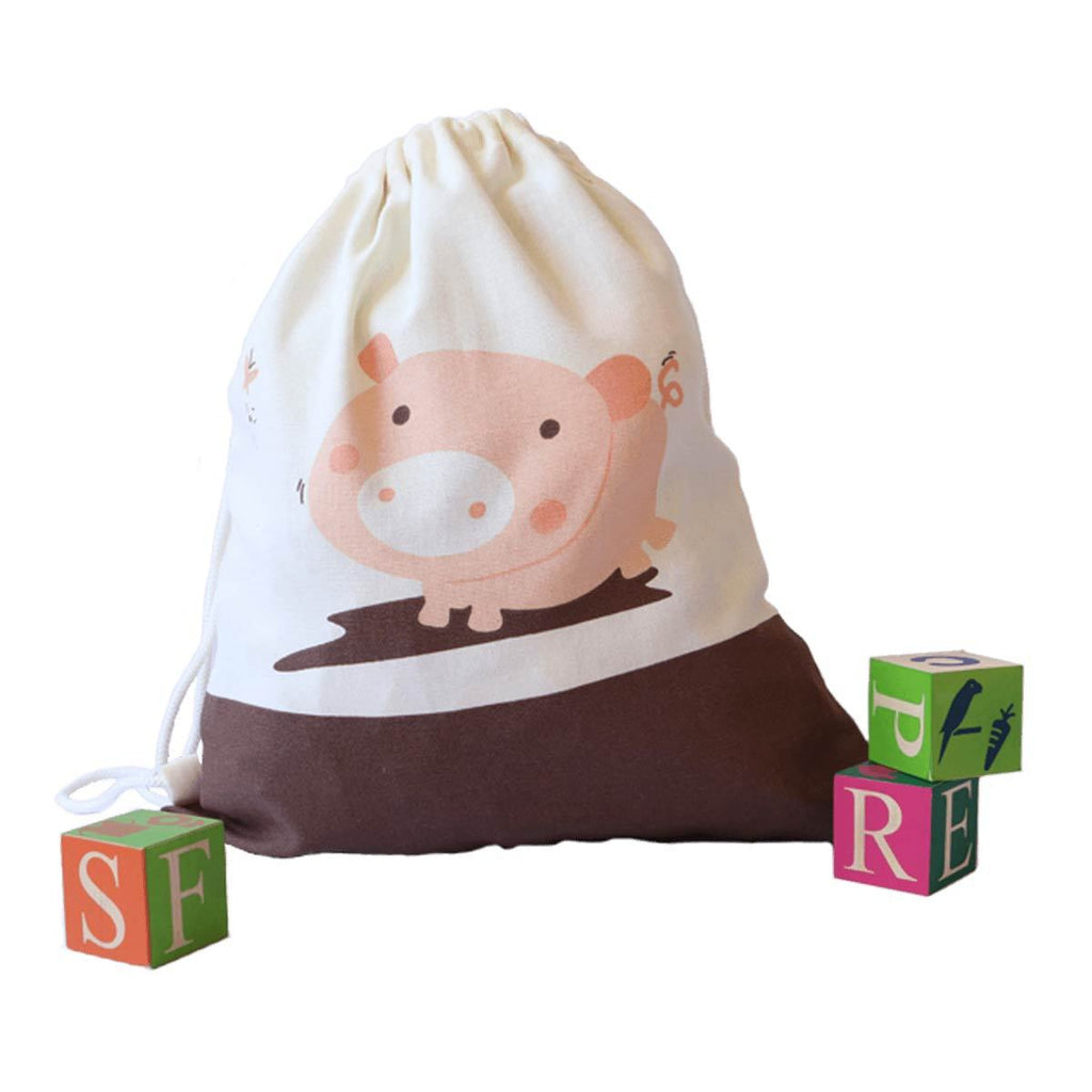 Treasure Trove Bag- Pig | Free Shipping - Shumee