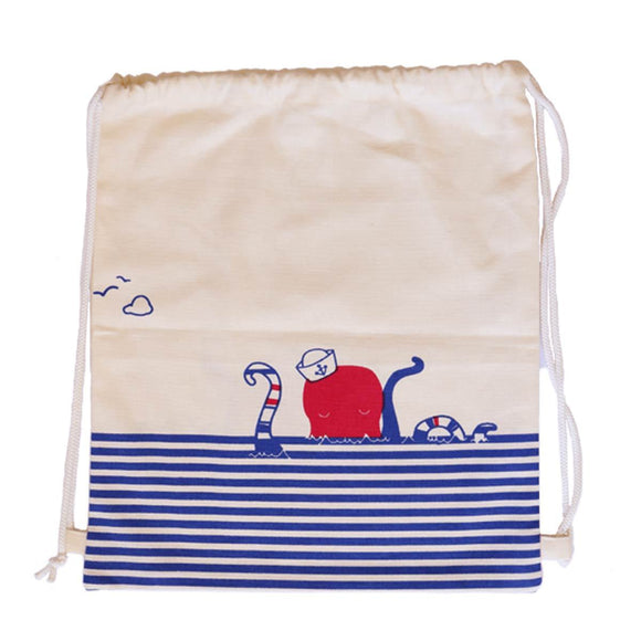 Treasure Trove Toy Storage Bag- Octopus | Free Shipping - Shumee