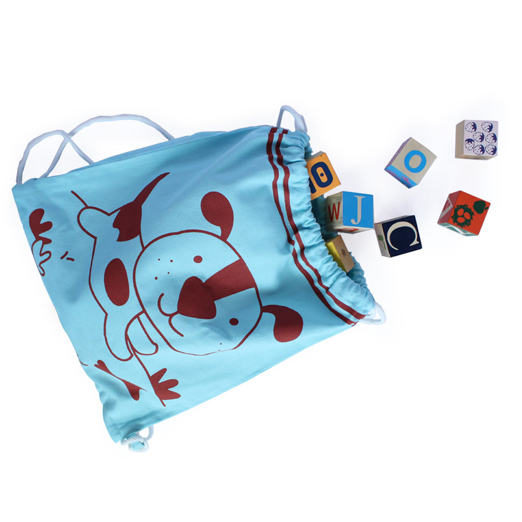 Treasure Trove Bag - Dog