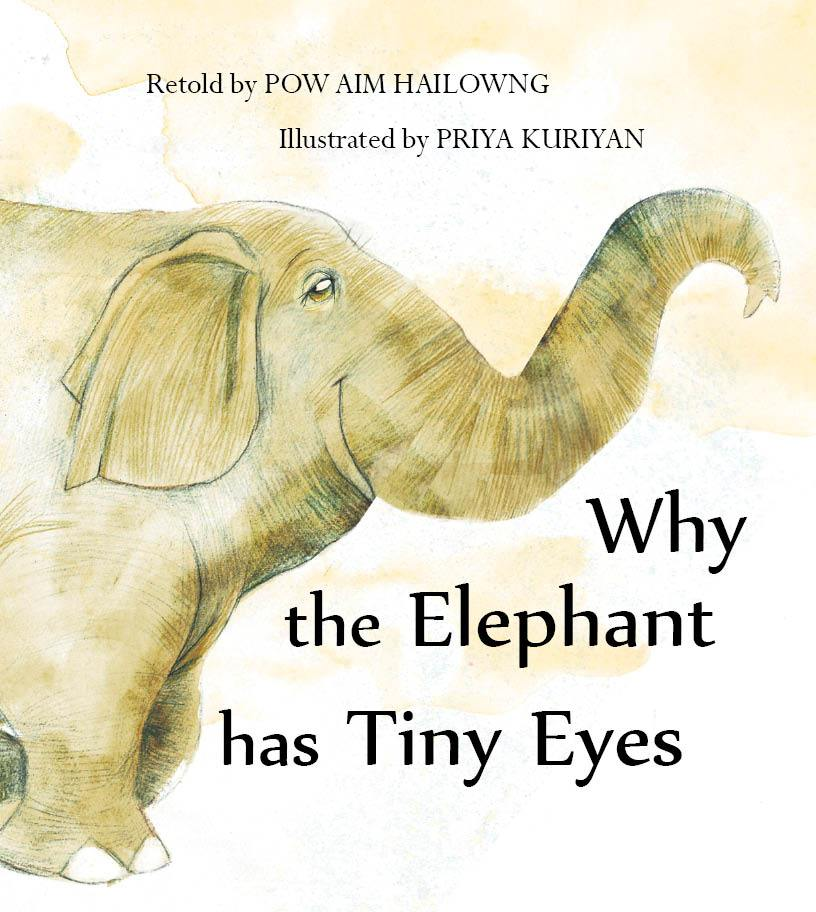 10% Off | Why The Elephant Has Tiny Eyes | Buy Online - Shumee