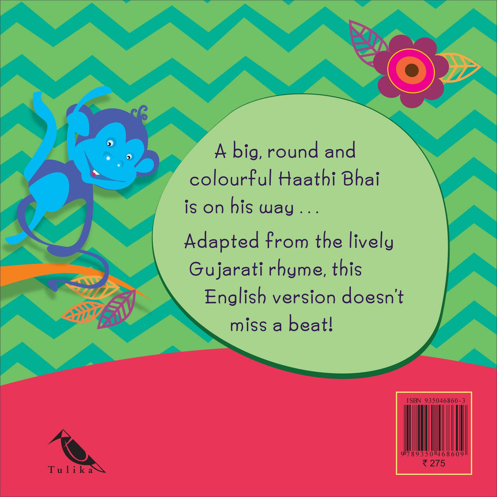Buy Haathi Bhai Gujarati Rhyme Book By Paridhi Didwania