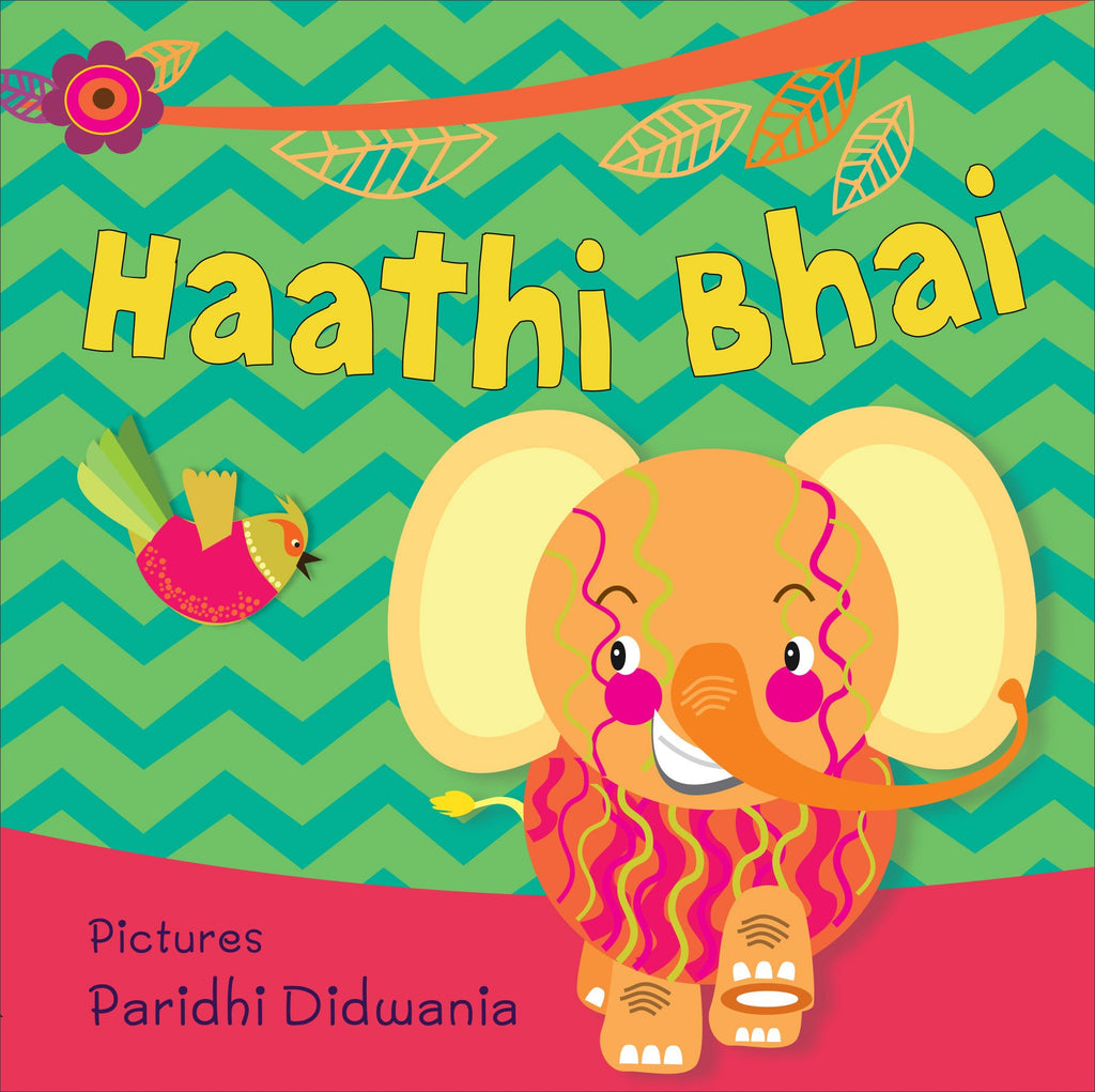 Haathi Bhai - by Paridhi Didwania | Free Shipping - Shumee