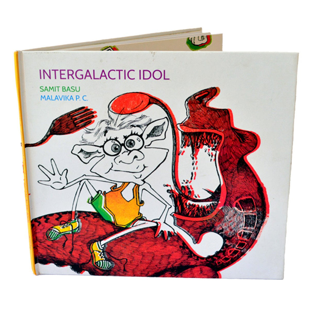 Intergalactic Idol - by Samit Basu - Shumee