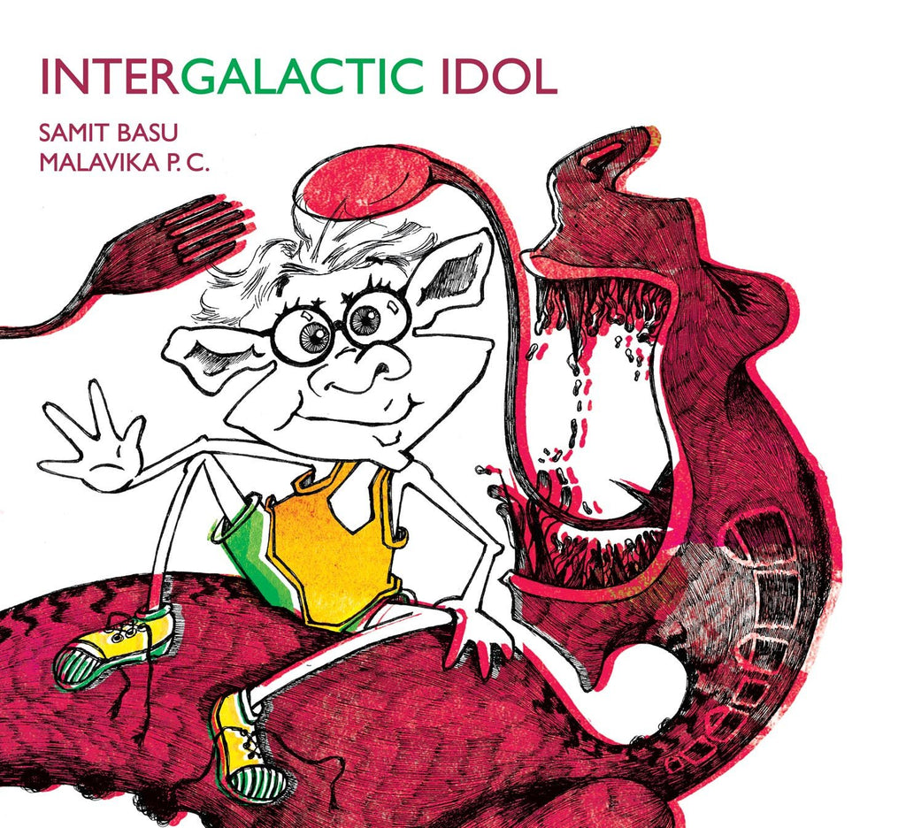 Intergalactic Idol - by Samit Basu | Free Shipping - Shumee