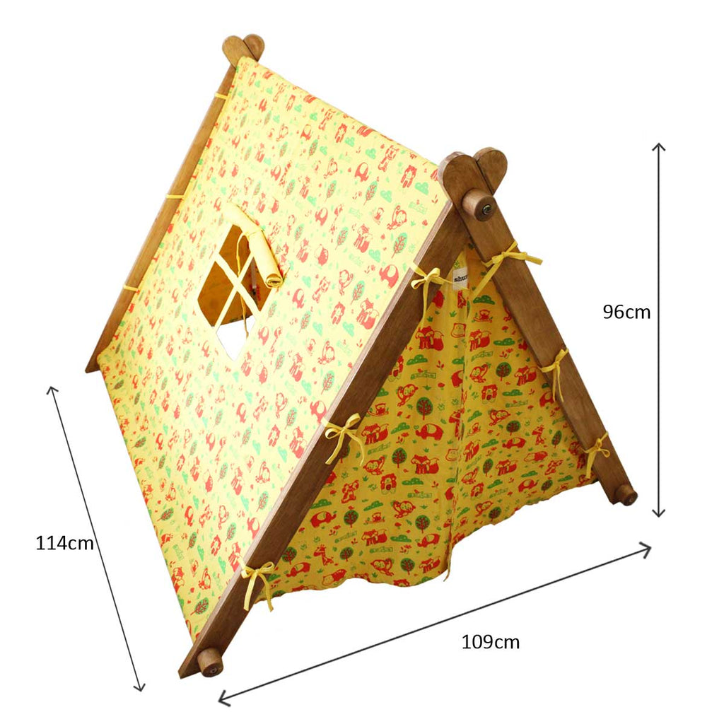 Jungle Triangular Tent