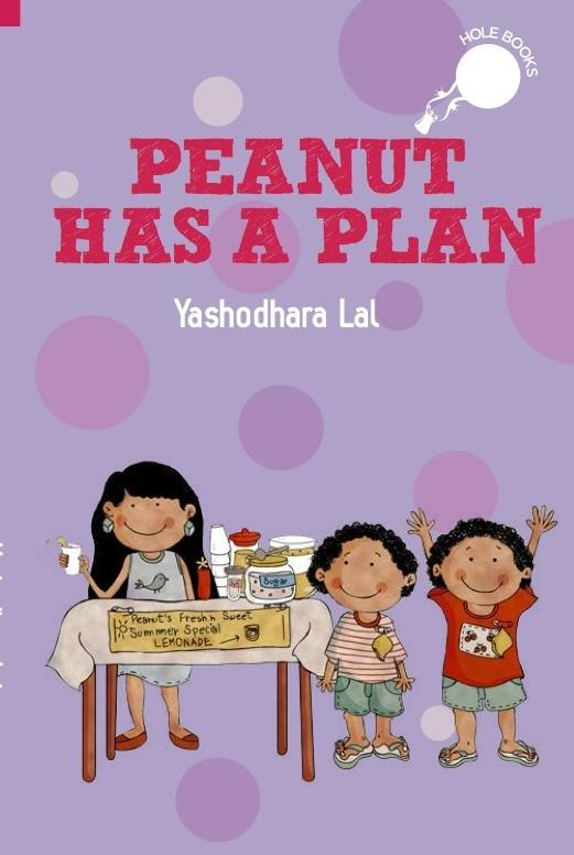 Peanut has a Plan - by Yashodhara Lal | Free Shipping - Shumee