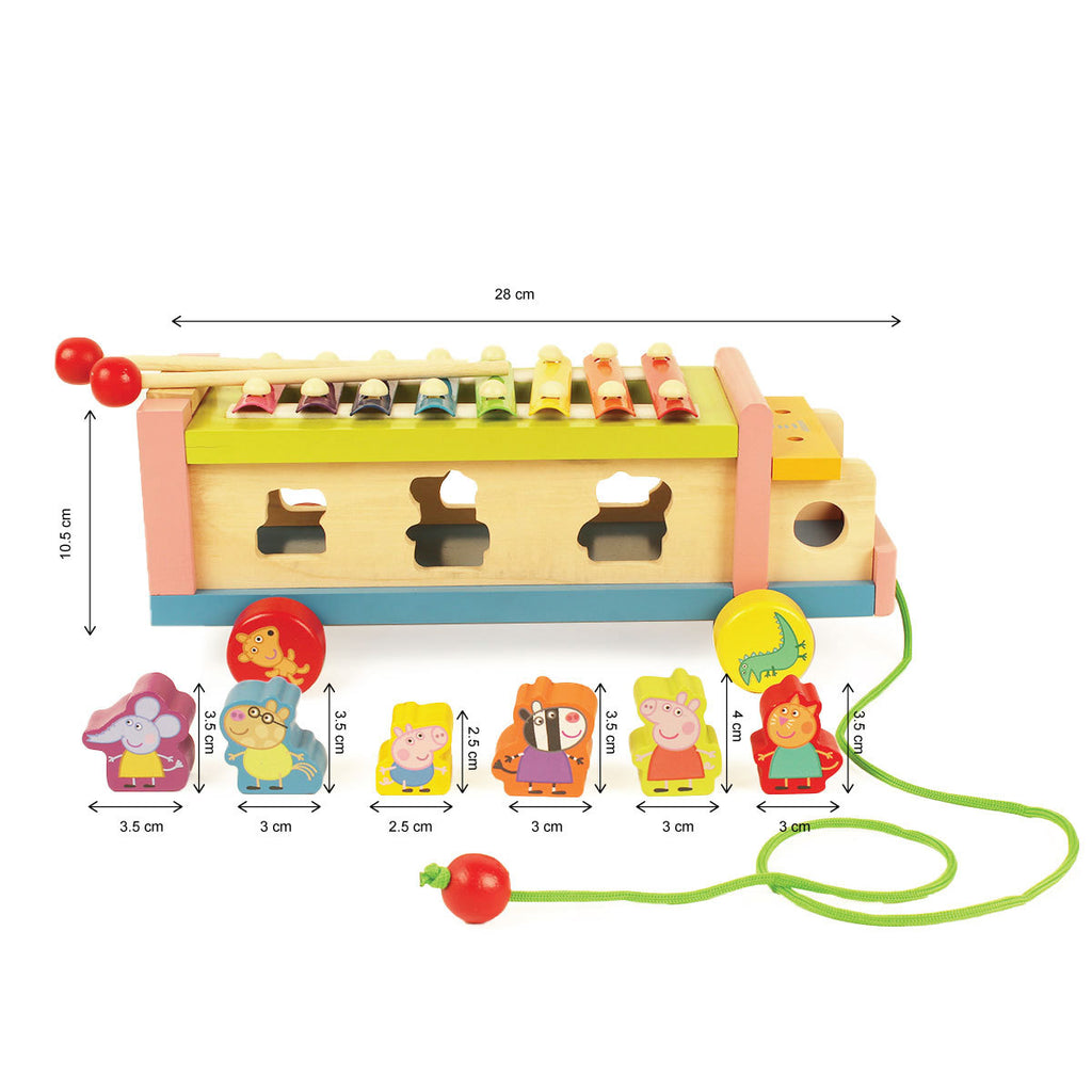 Peppa and Friends Musical Truck